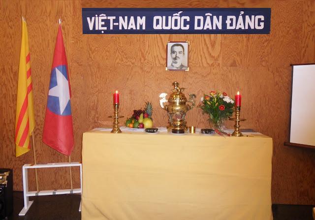 VIỆT QUỐC Tổ chức lễ kỷ niệm Đảng Sinh lần thứ 89