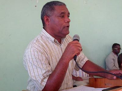 En cuidados intensivos secretario general de ADP José Aníbal David Espinosa