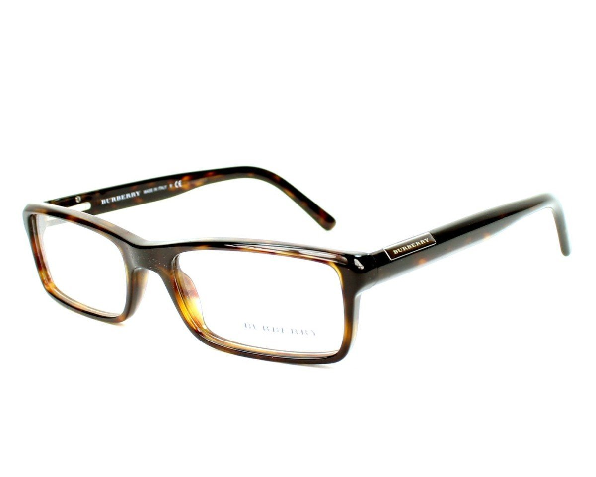 Glasses Frames Burberry : Burberry Eyeglasses frame BE 2085 3002 Acetate Havana ...
