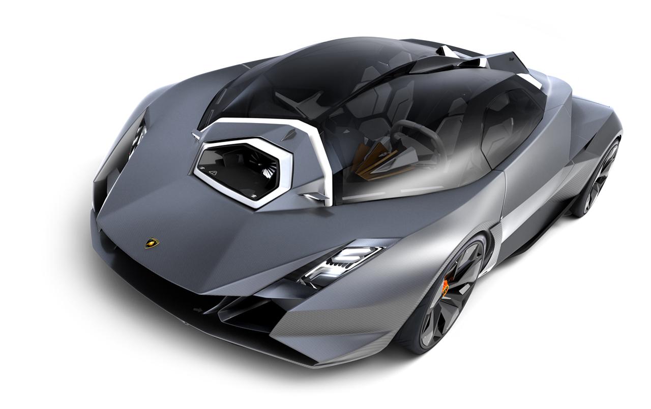 Lamborghini Perdigon Concept Ondrej Jired Envisions Lambo
