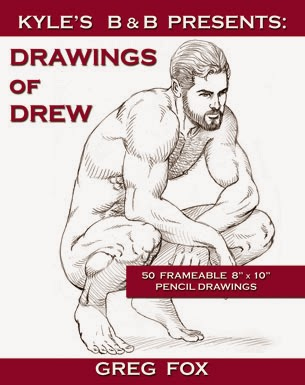 """DRAWINGS OF DREW"" IS NOW AVAILABLE!!!"