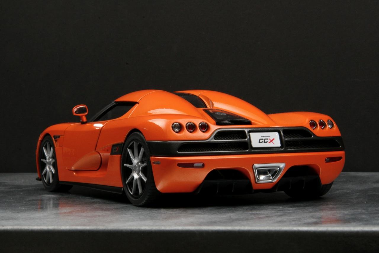 Fast Cars Online Koenigsegg Ccx Orange