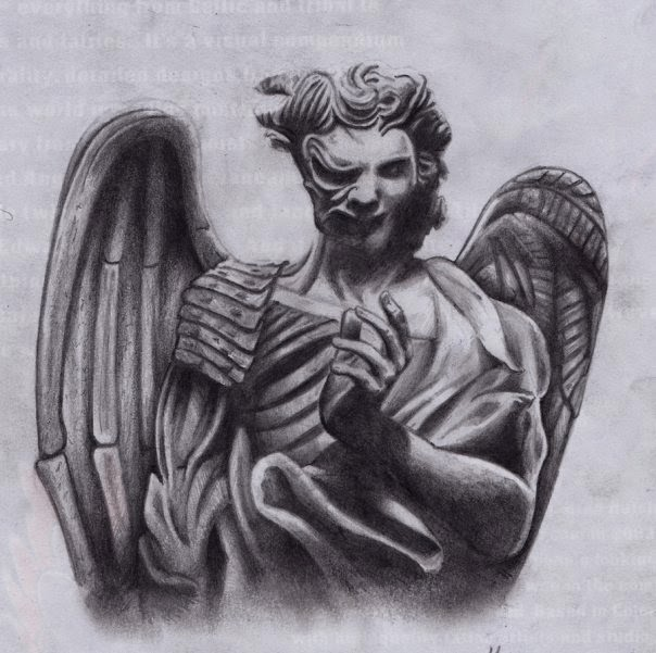 Could the Greek gods in reality be angels in high positions?