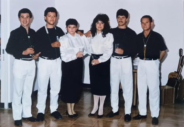 Falleció el profesor y músico Ildefonso Pinto Pinto