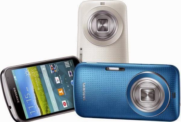 Gambar Samsung Galaxy K Zoom