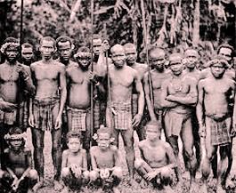 Orang Negrito dan ciri-cirinya