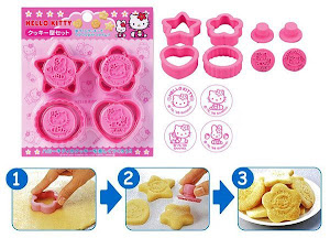 Cookies Cutter Cartoon