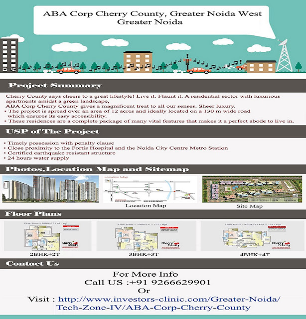 ABA Corp Cherry County Greater Noida West