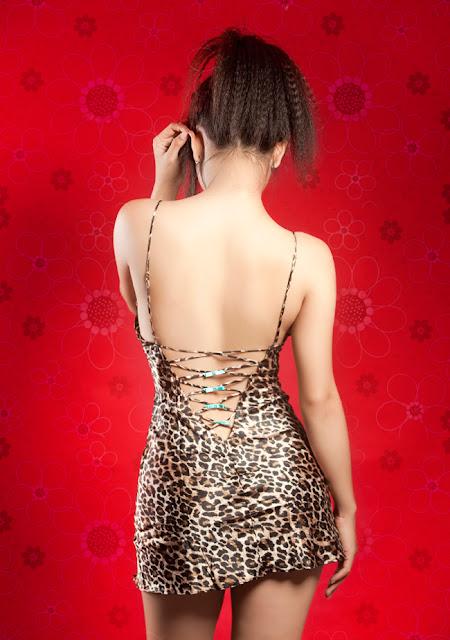 Trinh Pham Beauty Vietnamese Lingerie Model
