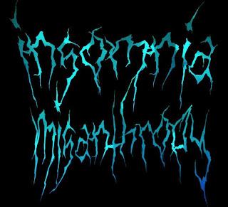 insomnia misanthropy band logo wallpaper artowrk