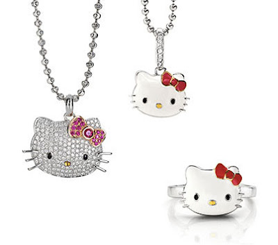 Hello Kitty Jewelry - Fashion Trends 2011