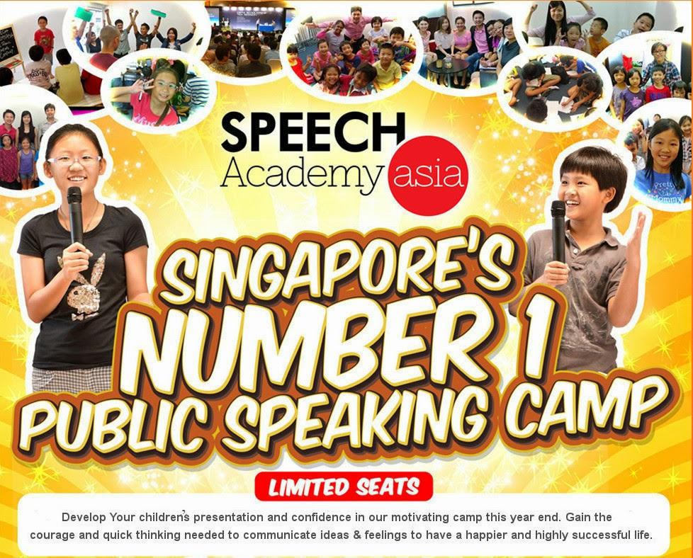 public speaking workshop for kids
