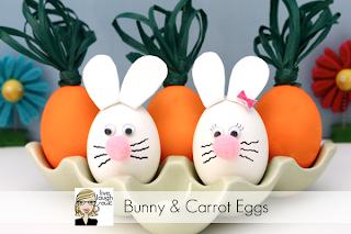 Decoração de Páscoa | Ovos pintados