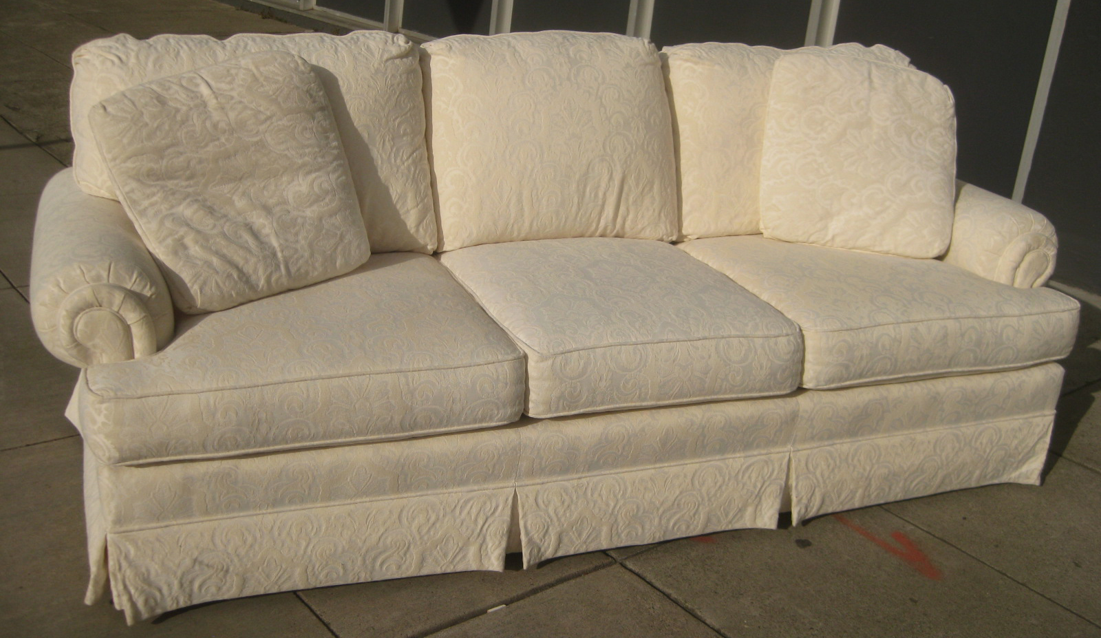 Sold Thomasville Sofa 120