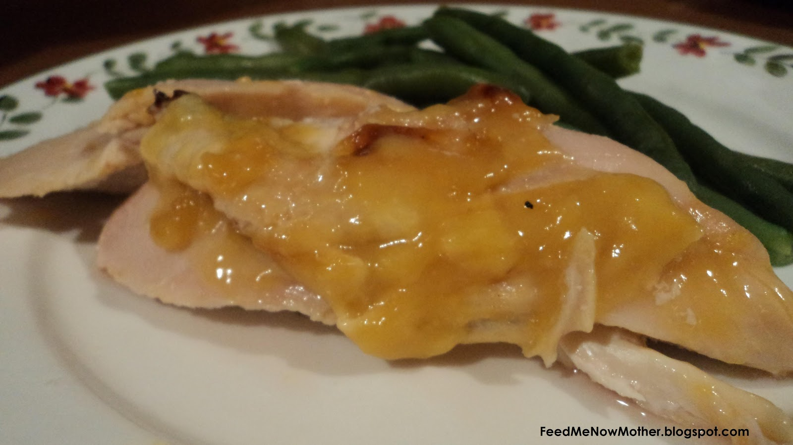 orange glazed chicken the orange glaze in this recipe adds a ...