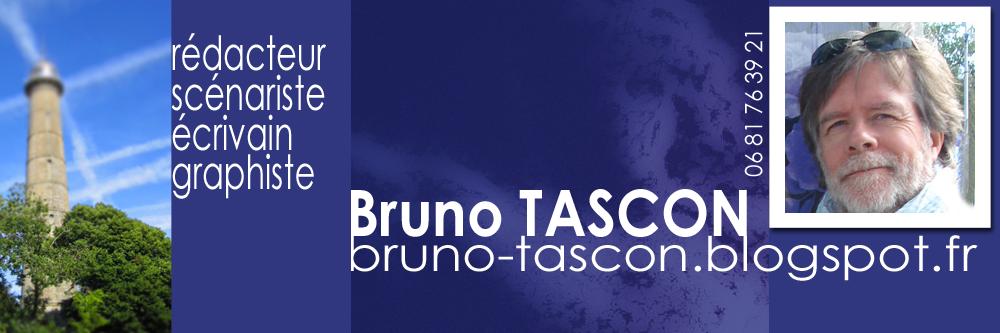 Bruno TASCON (Ecrivain Plasticien) - Ateliers Créatifs - Lorient Vannes Paris