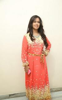 Actress Avika Gor Latest Picture Gallery at Lakshmi Raave Maa Intiki Trailor Launch 2