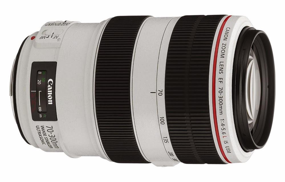 Harga dan Spesifikasi Lensa Canon EF 70-300mm f/4-5.6L IS USM Terbaru