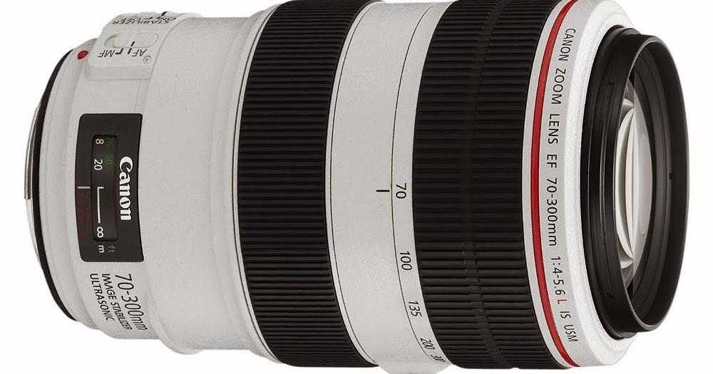 Harga Dan Spesifikasi Lensa Canon EF 70 300mm F 4 56L IS