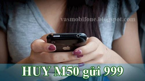 Hướng dẫn hủy gói cước M50 của Mobifone