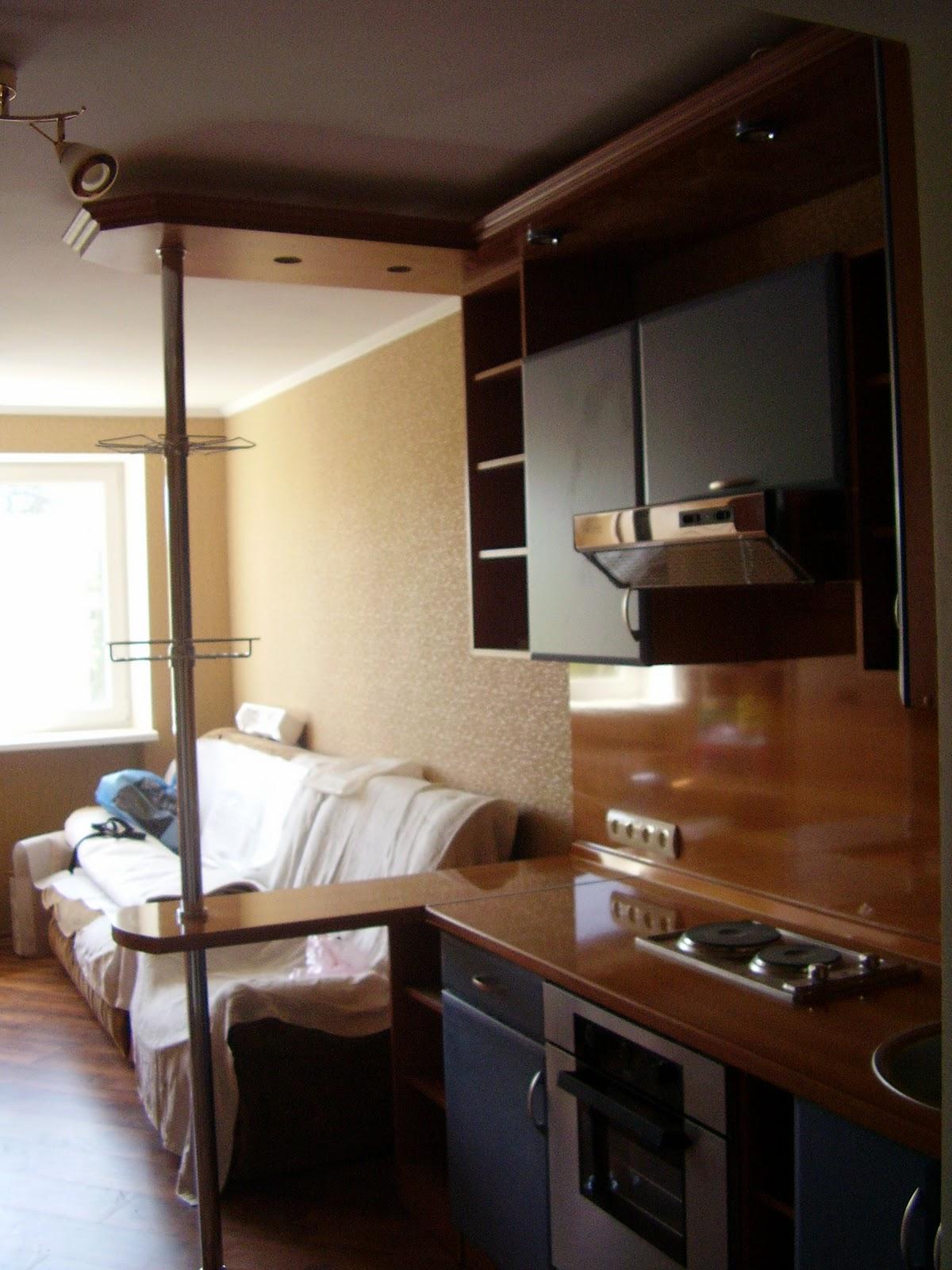 Как сделать ремонт в общежитии одной комнаты