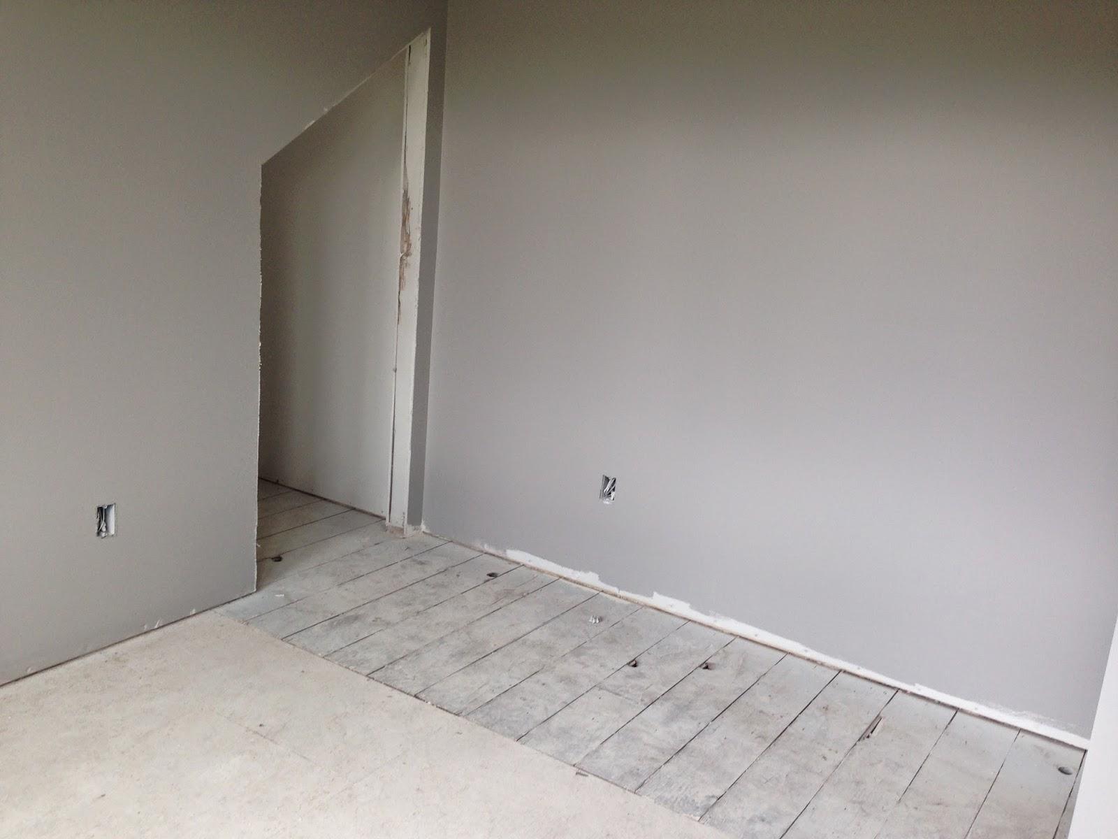 Amazing Behr Natural Grey In Second Floor Bedrooms (Above)