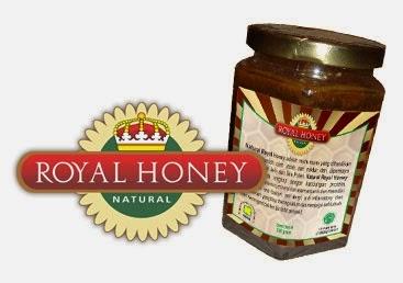 natural royal honey, natural royal honey nasa, distributor natural royal honey, natural royal honey jogja, natural royal honey asli, toko kasimura, kasimura herbal