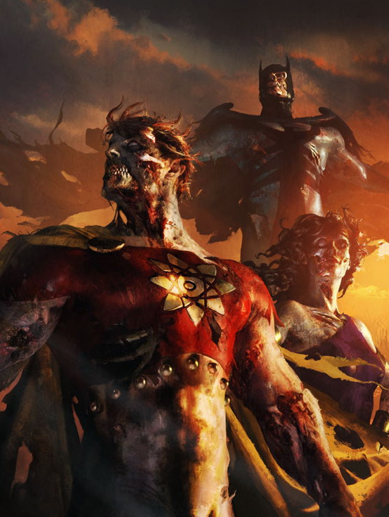 Marvel Zombies Review