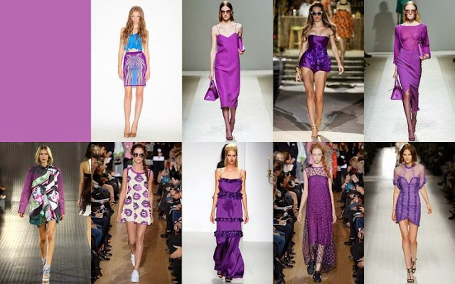 Radiant Orchid Catwalk