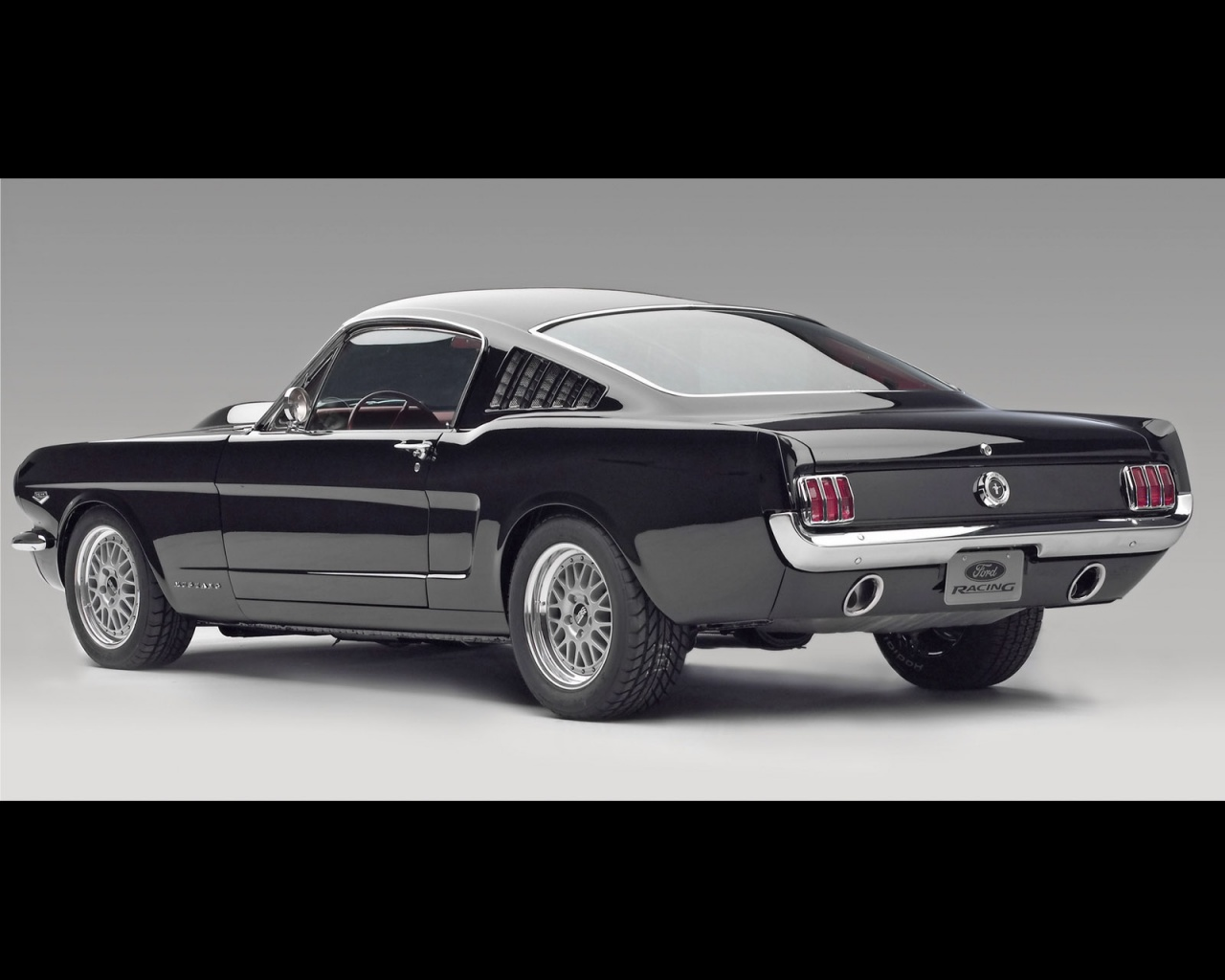 1960 Ford Mustang Fastback