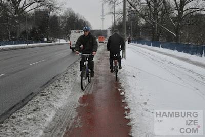 Hamburgs Winterdienst