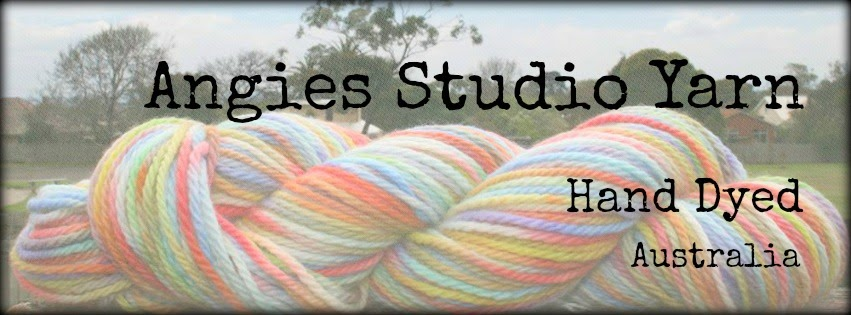 Angie's Studio Yarn