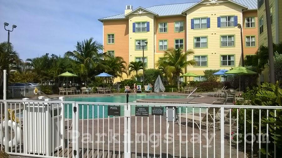 Parkingstay Com Residence Inn Cape Canaveral