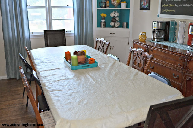 dining room table for nine