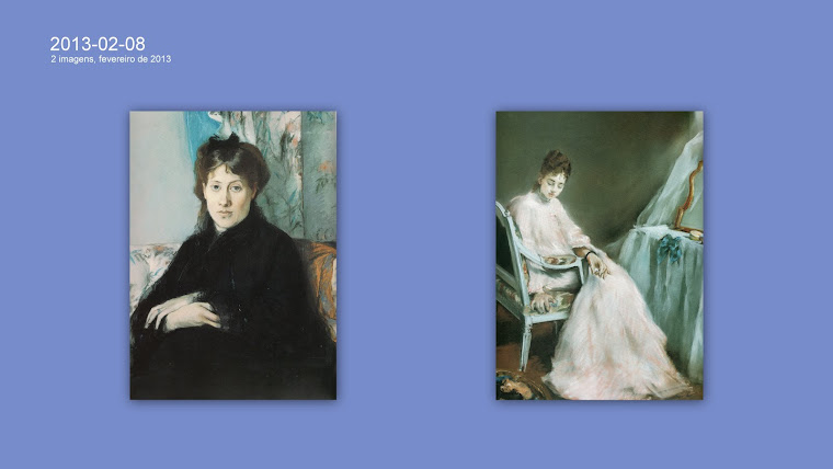 MORISOT,  Berthe  (1841-1895)  e  GONZALEZ, Eva (1849-1883).