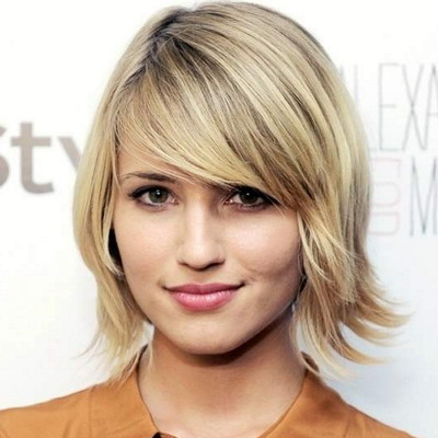 Shaggy Short Hairstyles 2013