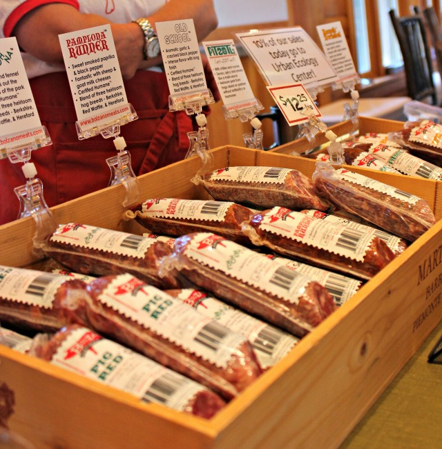2013 Eat Local Resource Fair Milwaukee, Bolzano Salami, Pitzol Salami
