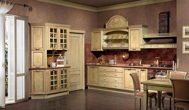 Французская кухонная мебель
