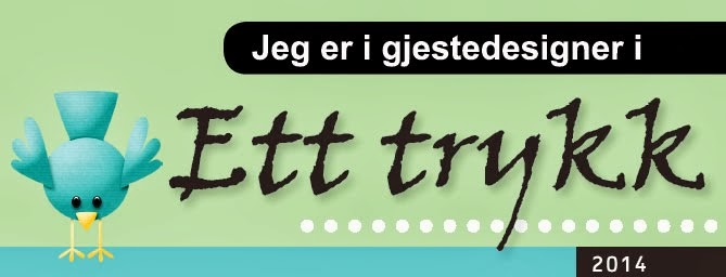Gjestedesigner Ett Trykk 2014