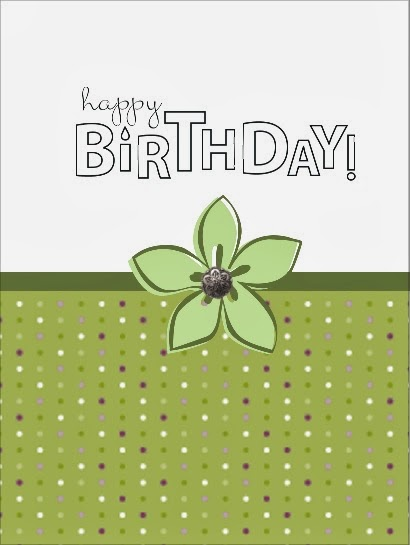 Digital card made with Stampin'UP!'s MyDigitalStudio