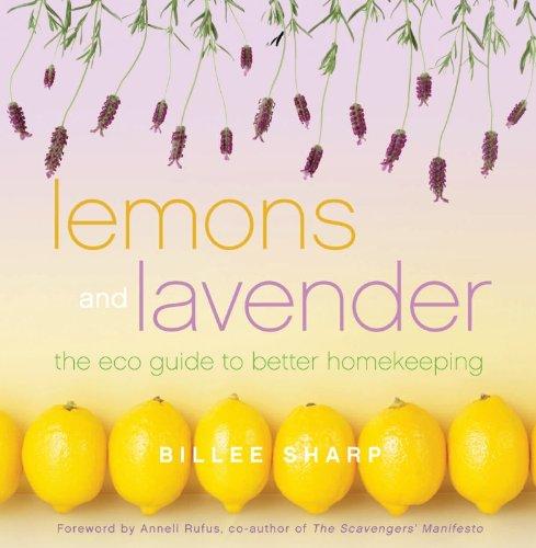 Lemons and Lavender by Billee Sharp