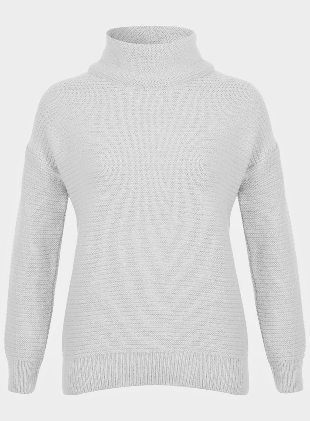 white high neck jumper, miss selfridge white jumper,