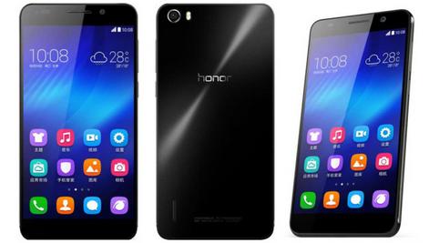 Huawei Honor H60-L04, Versi anyar dari Huawei Honor 6