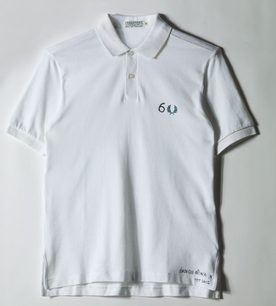 blur fred perry, damon albarn fred perry, alex james damon albarn, blur fashion, blur clothing, blur shirt, blur fred perry, damon albarn fred perry, 60th anniversary fred perry design damon