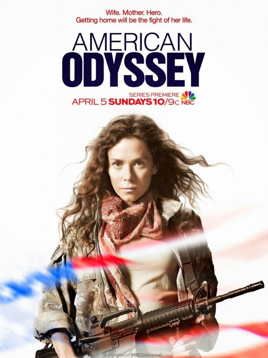 Capitulos de: American Odyssey