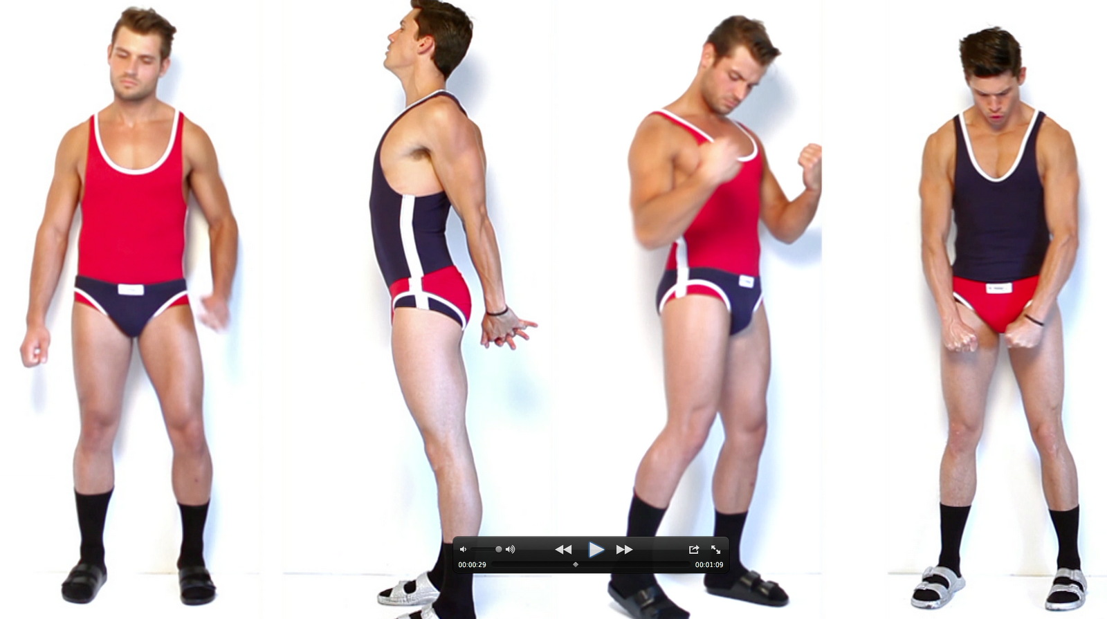 Below is a taste of our wrestling one, featuring our California Vintage ...