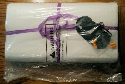 Memory Foam Pillow by Smarter Rest