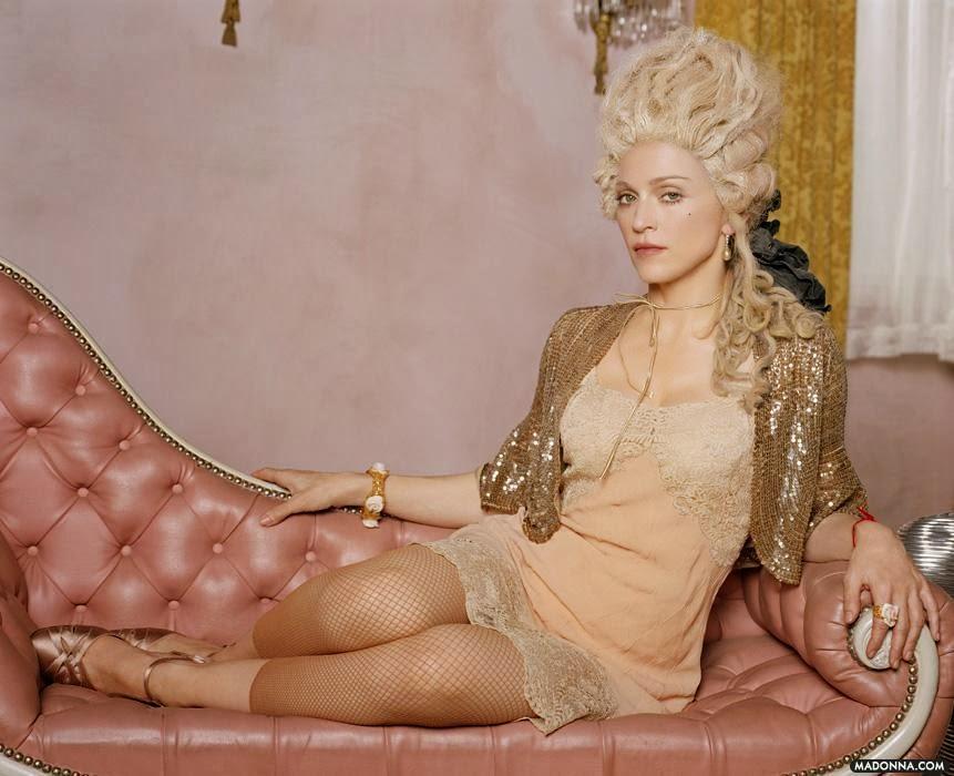 Madonna Reinvention Tour Promo Image