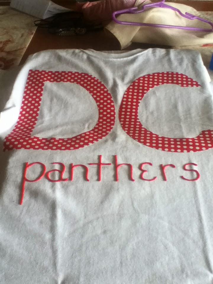 Diy School Spirit Shirt Ideas Diy Team Spirit Shirt