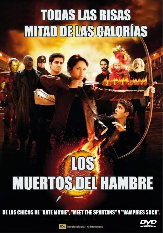Los Juegos Hambrientos - HD Latino - (2013)